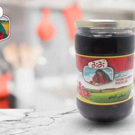 Sour cherry Pickle (750 gr)