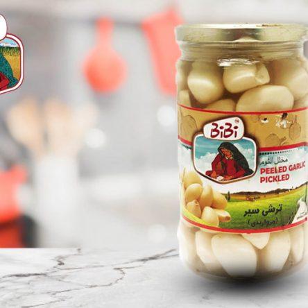 Morvarid garlic 750gr